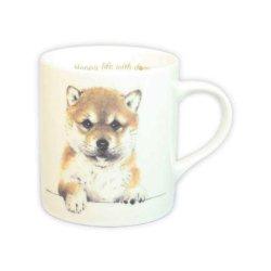 画像1: わんコレ マグカップ 【S13】柴犬